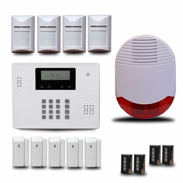 Alarme de maison GSM Optium